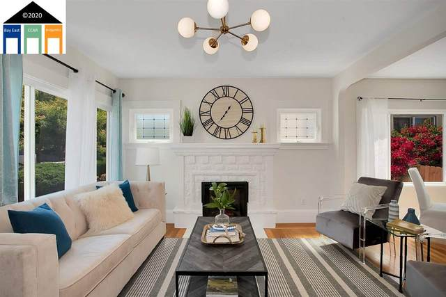 3041 Arizona St, Oakland, CA 94602 (#MR40911766) :: Strock Real Estate