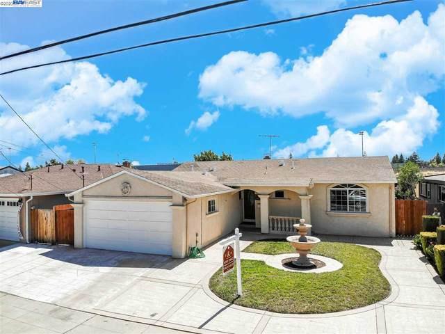 30503 Carroll Ave, Hayward, CA 94544 (#BE40911805) :: The Sean Cooper Real Estate Group