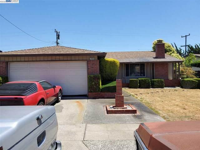 1438 Linfield Ln, Hayward, CA 94545 (#BE40911874) :: RE/MAX Gold