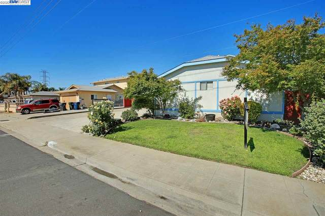2058 Broadmoor St, Livermore, CA 94551 (#BE40909267) :: Robert Balina | Synergize Realty