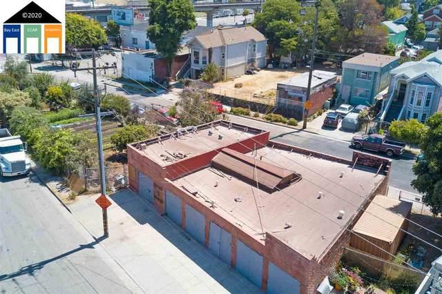 , Oakland, CA 94607 (#MR40911955) :: Robert Balina | Synergize Realty