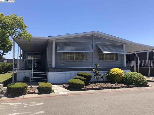 93 De Vaca Way, Hayward, CA 94544 (#BE40911969) :: Robert Balina | Synergize Realty