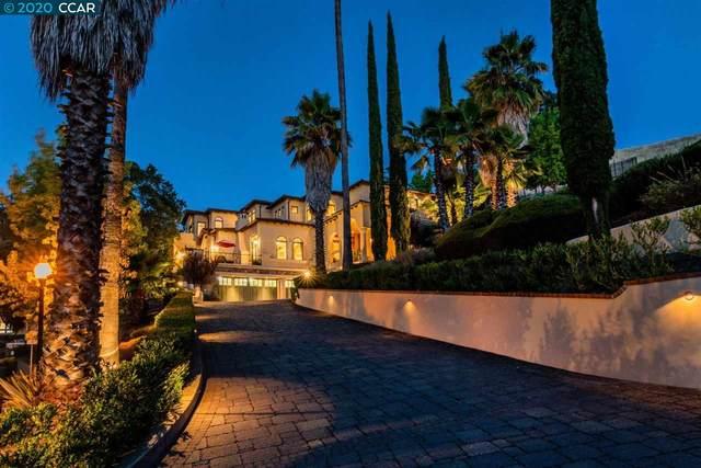 40 Camino Monte Sol, Alamo, CA 94507 (#CC40912035) :: Strock Real Estate