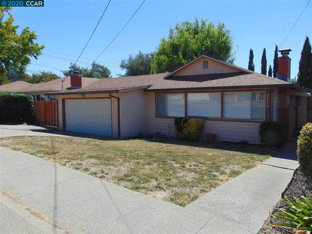3210 May Rd, Richmond, CA 94803 (#CC40912112) :: Alex Brant
