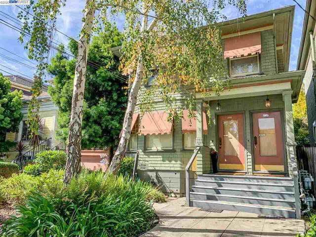 2112 Clinton Ave, Alameda, CA 94501 (#BE40912132) :: Robert Balina | Synergize Realty