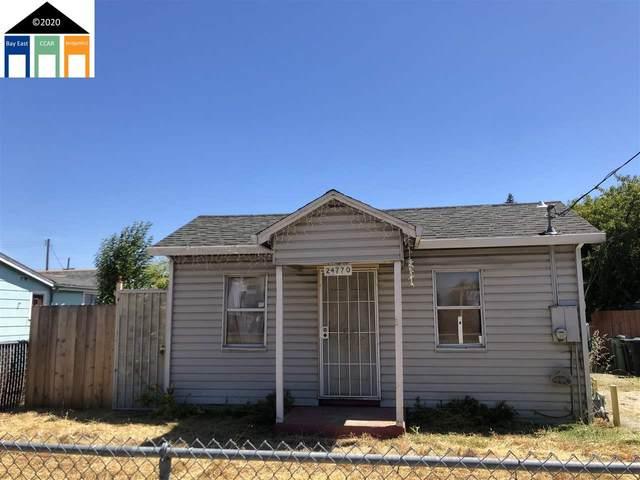 24770 Soto Road, Hayward, CA 94544 (#MR40912179) :: The Kulda Real Estate Group