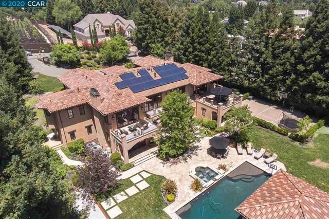 93 Stephanie Ln, Alamo, CA 94507 (#CC40912194) :: Strock Real Estate