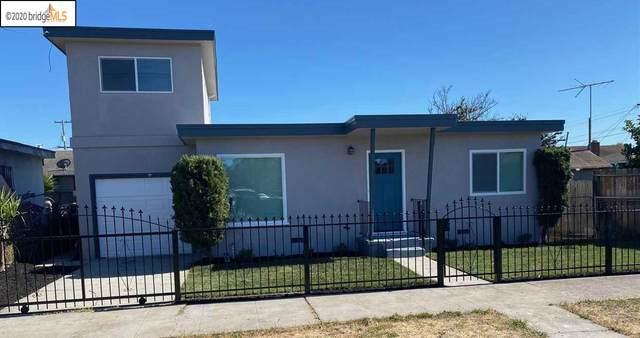 918 Lincoln Ave, Richmond, CA 94801 (#EB40912226) :: The Goss Real Estate Group, Keller Williams Bay Area Estates