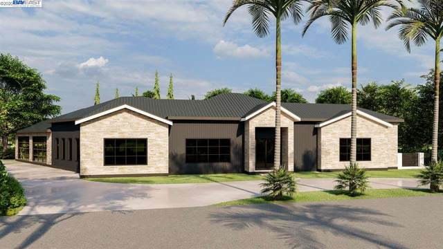 1963 La Cadena, Diablo, CA 94528 (#BE40911327) :: The Kulda Real Estate Group