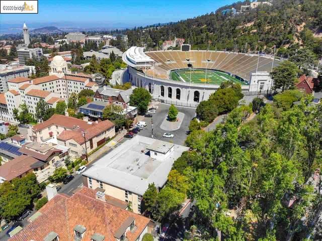 2 Panoramic Way 306, Berkeley, CA 94704 (#EB40912298) :: The Realty Society