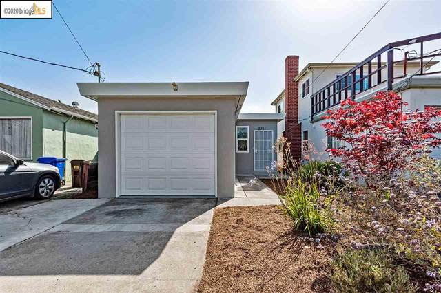 2711 Carlson Blvd, Richmond, CA 94804 (#EB40912357) :: Robert Balina | Synergize Realty