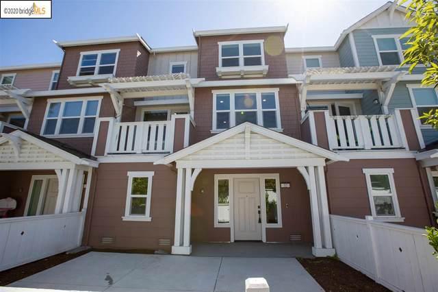 32 Tidal Way 40, San Mateo, CA 94401 (#EB40912407) :: The Sean Cooper Real Estate Group