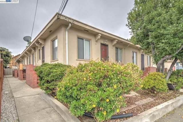 1506 Buena Vista, Alameda, CA 94501 (#BE40912418) :: Intero Real Estate