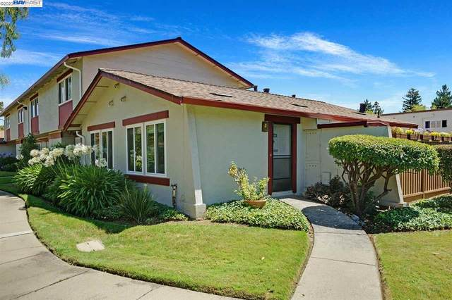 3646 Gainsborough Ter, Fremont, CA 94555 (#BE40908803) :: Robert Balina | Synergize Realty