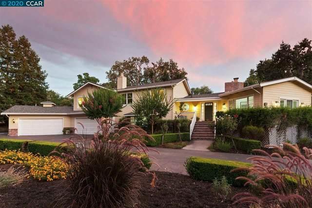213 Oak Knoll Loop, Walnut Creek, CA 94596 (#CC40912484) :: Real Estate Experts