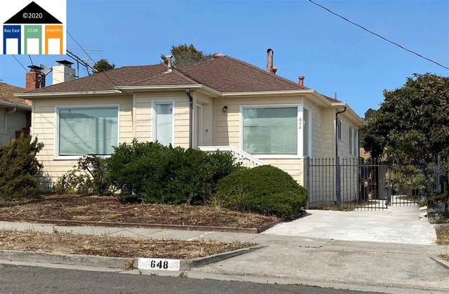 648 Kern St, Richmond, CA 94805 (#MR40912702) :: Robert Balina | Synergize Realty
