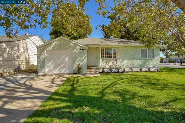 994 Hacienda Ave, San Lorenzo, CA 94580 (#CC40912820) :: Robert Balina | Synergize Realty