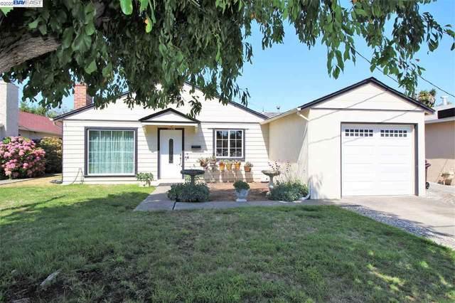 17339 Via Estrella, San Lorenzo, CA 94580 (#BE40912835) :: Strock Real Estate