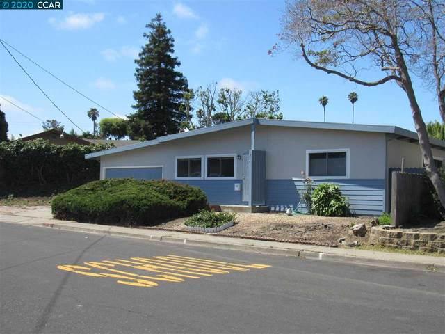 2741 Mcmorrow Rd, San Pablo, CA 94806 (#CC40910620) :: Strock Real Estate