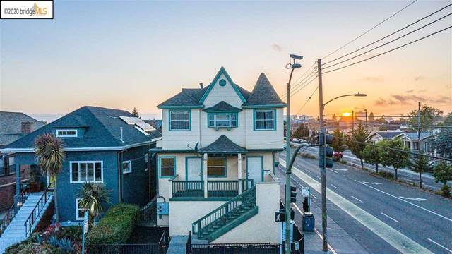 3927 West Street, Oakland, CA 94608 (#EB40910706) :: The Realty Society
