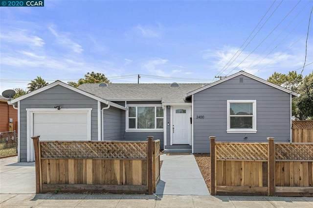 3400 Rheem Ave, Richmond, CA 94804 (#CC40912995) :: Strock Real Estate