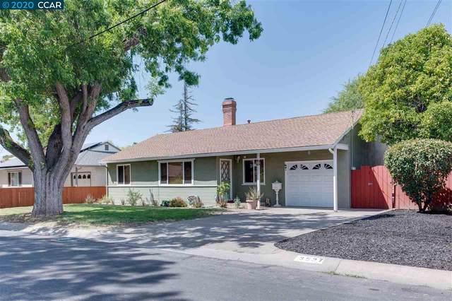 3537 Gerald Dr, Concord, CA 94518 (#CC40913125) :: The Sean Cooper Real Estate Group