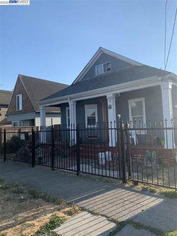 219 S 4TH ST, Richmond, CA 94801 (#BE40913173) :: The Sean Cooper Real Estate Group