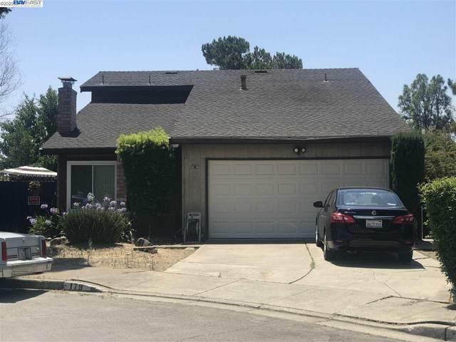 179 Stanislaus Way, Hayward, CA 94544 (#BE40913195) :: Intero Real Estate