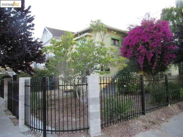 1525 West St, Oakland, CA 94612 (#EB40913209) :: Robert Balina | Synergize Realty