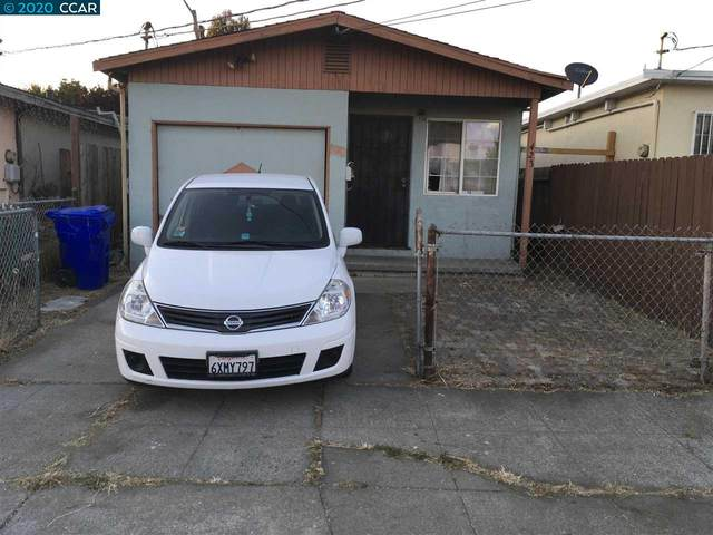 423 Maine Ave, Richmond, CA 94804 (#CC40913250) :: The Kulda Real Estate Group