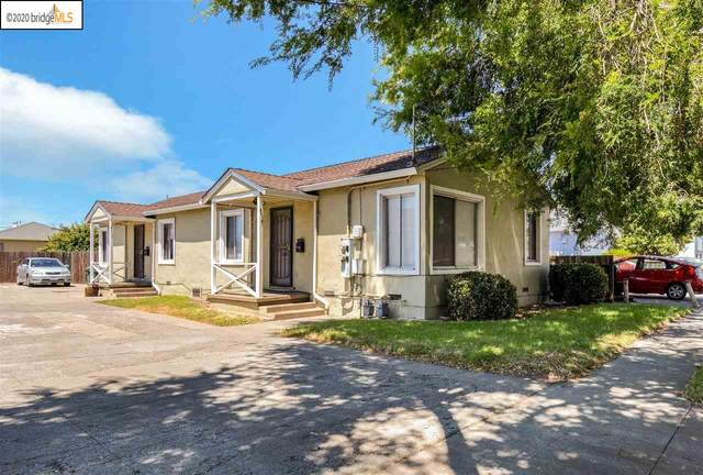 5117 Burlingame Ave, Richmond, CA 94804 (#EB40913292) :: Real Estate Experts