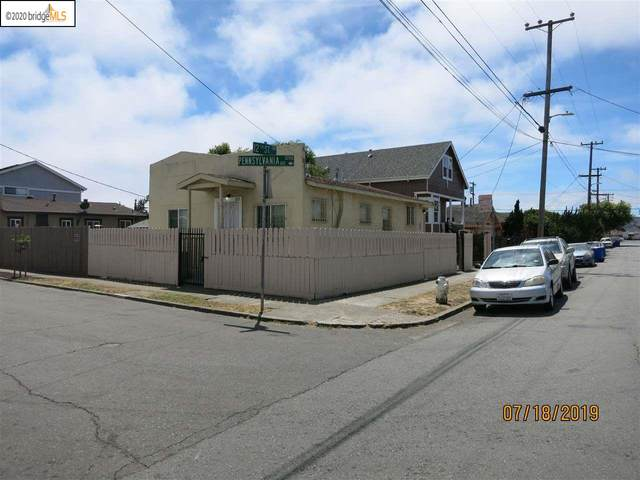 12th Street, Richmond, CA 94801 (#EB40913346) :: The Goss Real Estate Group, Keller Williams Bay Area Estates