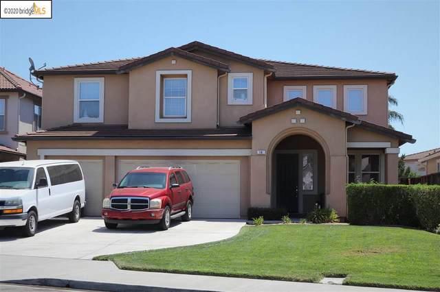 14 Diane Ct, Oakley, CA 94561 (#EB40913362) :: The Kulda Real Estate Group