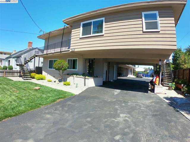280 Haas Ave, San Leandro, CA 94577 (#BE40913361) :: Strock Real Estate