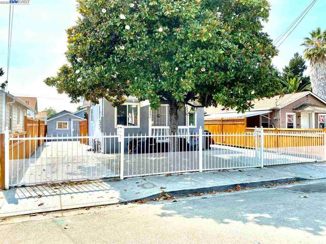 1531 Thrush Ave, San Leandro, CA 94578 (#BE40911860) :: Strock Real Estate