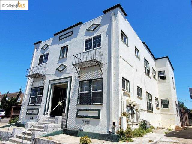 1138 E 15th Street, Oakland, CA 94606 (#EB40913484) :: Strock Real Estate