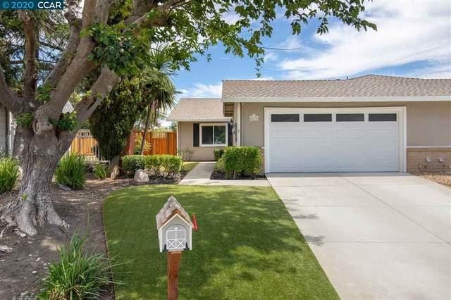 821 Ladera Corte, San Ramon, CA 94583 (#CC40913489) :: Alex Brant Properties