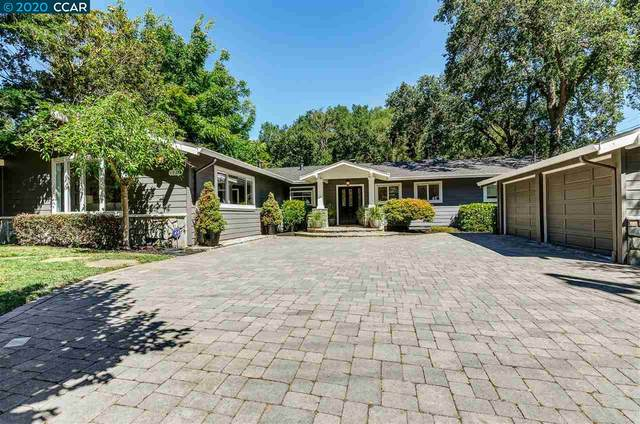 1985 Reliez Valley Rd, Lafayette, CA 94549 (#CC40913556) :: Robert Balina   Synergize Realty
