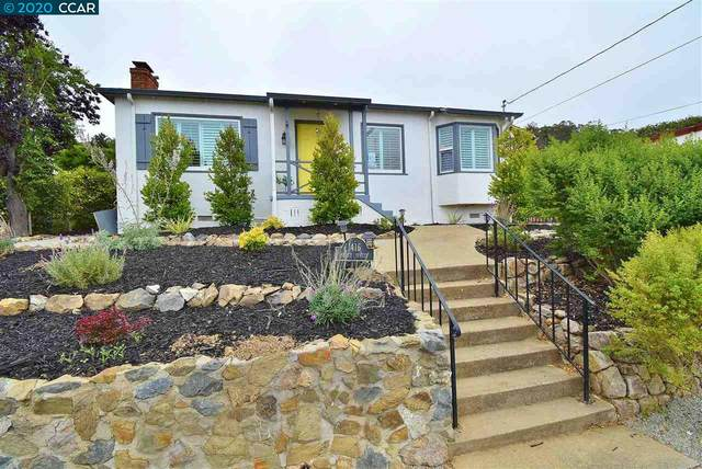 1416 Scott St, El Cerrito, CA 94530 (#CC40913546) :: The Kulda Real Estate Group