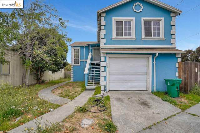 319 Wilson Ave, Richmond, CA 94805 (#EB40913578) :: Intero Real Estate