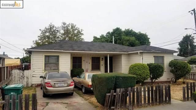 459 Stoneford Ave, Oakland, CA 94603 (#EB40913631) :: Robert Balina | Synergize Realty