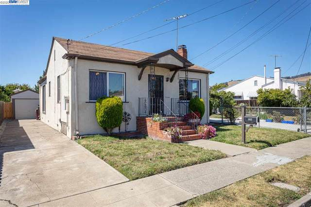 1463 155Th Ave, San Leandro, CA 94578 (#BE40913648) :: Robert Balina | Synergize Realty