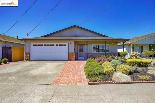 364 Oleander Ave., Alameda, CA 94502 (#EB40913695) :: RE/MAX Gold