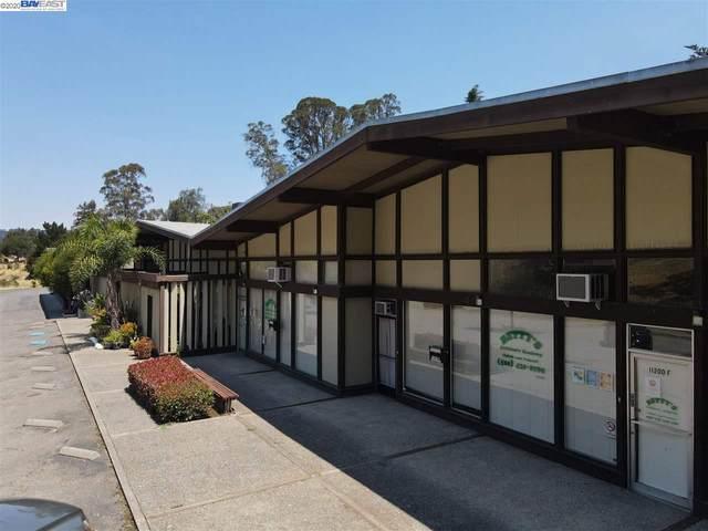 , Oakland, CA 94605 (#BE40913781) :: Alex Brant Properties