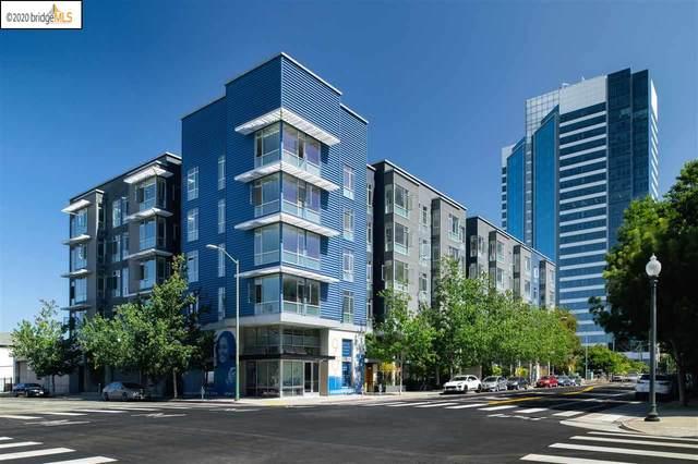 901 Jefferson Street 216, Oakland, CA 94607 (#EB40913847) :: Robert Balina   Synergize Realty