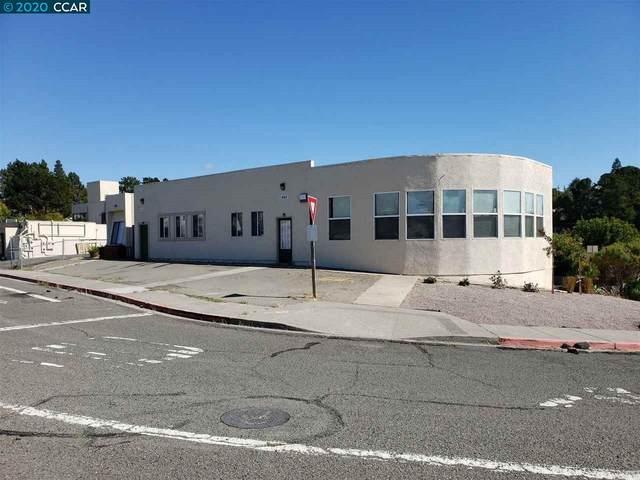 445 Valley View Rd, El Sobrante, CA 94803 (#CC40913854) :: Strock Real Estate