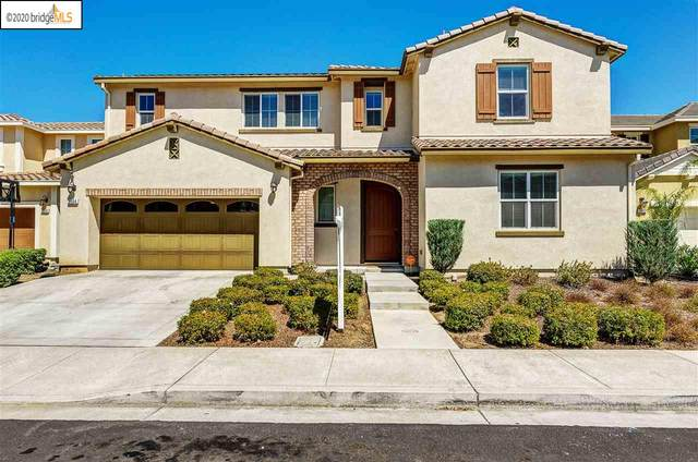2504 Shadowbrooke Rd, Brentwood, CA 94513 (#EB40909664) :: The Kulda Real Estate Group
