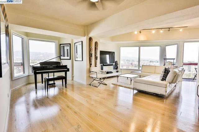 6363 Christie Ave 1427, Emeryville, CA 94608 (#BE40913906) :: Robert Balina | Synergize Realty