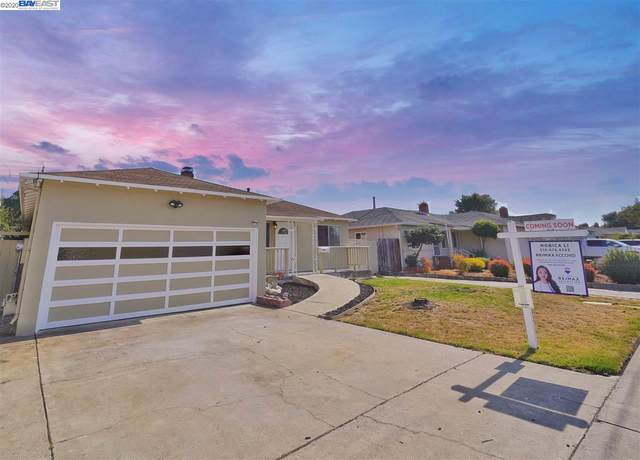 456 Linnell Ave, San Leandro, CA 94578 (#BE40913960) :: Robert Balina | Synergize Realty