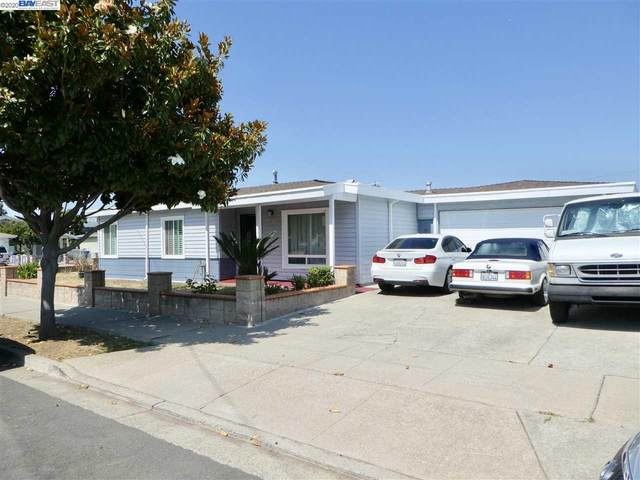 1904 Fairbanks St, San Leandro, CA 94577 (#BE40914085) :: The Sean Cooper Real Estate Group